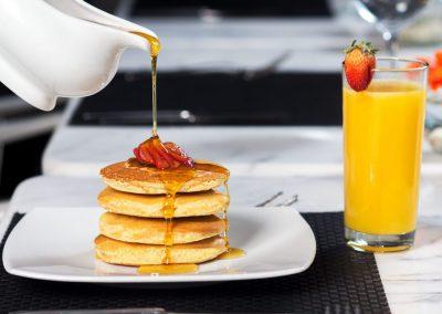 Desayuno lidotel