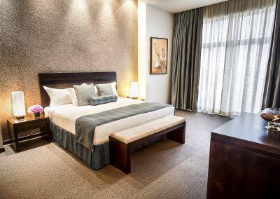 Habitación cama king lidotel